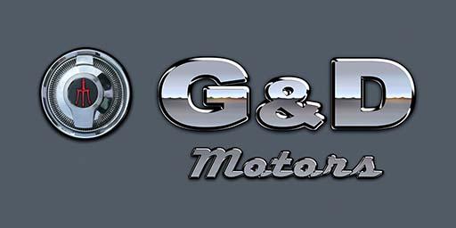 G&D Motors Logo