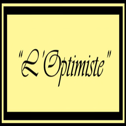 L'Optimiste Logo