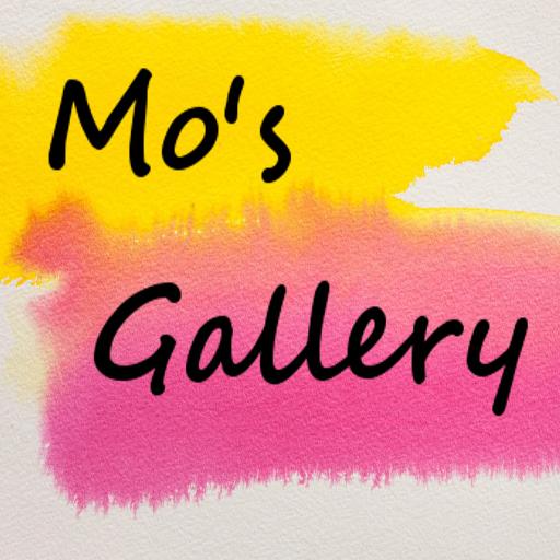 Mo's Gallery logo