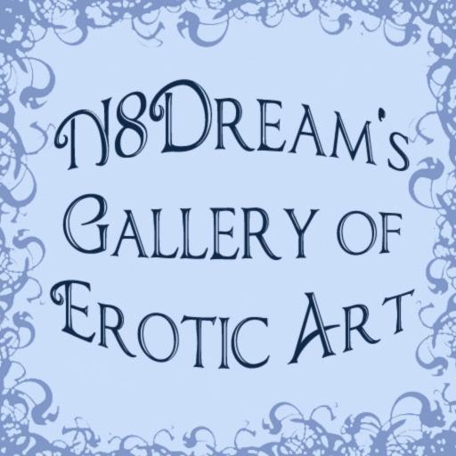 N8Dream's Gallery of Erotic Art Logo